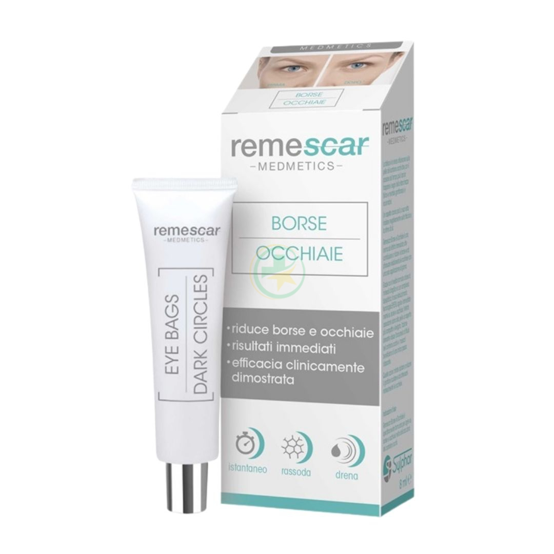 Remescar Absolute Anti-Rughe Globale Crema Illuminante Borse e Occhiaie 8 ml