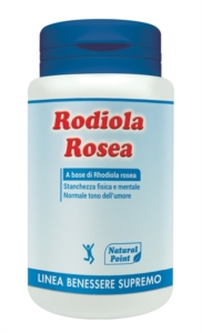 Natural Point Rodiola Rosea 50 Capsule Vegetali