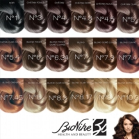 Bionike Shine ON Tintura per Capelli Cute Sensibile 6.05 Biondo Scuro Cioccolato