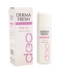 Dermafresh Ipersudorazione Roll on Efficace a Lungo 75 ml