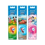 Oral B Kids Stages Power 3 Testine di Ricambio