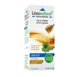 Sanofi Lisonatural Advance Tosse Grassa Secca Sciroppo Adulti
