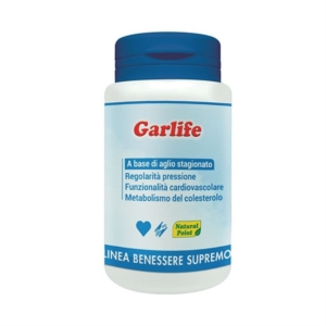 Natural Point Linea Benessere Energia Garlife Integratore Alimentare 50 Capsule