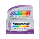 Multicentrum Donna 50 Integratore Alimentare 60 Compresse