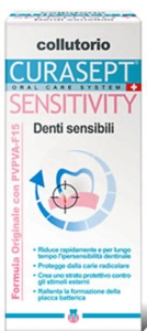 Curaden Curasept Sensitivity Intensive Denti Sensibili Colluttorio 200 ml