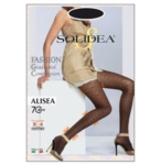 Solidea Linea Preventiva Fashion Alisea Collant 70 Denari Graduato 2 M Nero