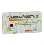PoolPharma Linea Intestino Sano Carbone Vegetale Integratore 40 Compresse
