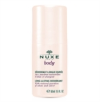 Nuxe Body Deodorant Longue Duree Deodorante a Lunga Durata Roll on 50 ml