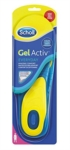 Dr. Scholl s Gel Activ Everyday 1 Paio di Solette Donna