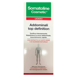 Somatoline Cosmetic Linea Uomo Trattamento Snellente Top Definition 200 ml