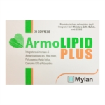 Mylan Linea Colesterolo Trigliceridi ArmoLIPID Plus Integratore 30 Compress